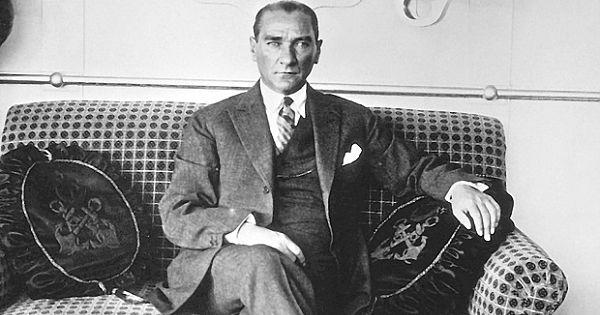 10 fotoğrafla Atatürk