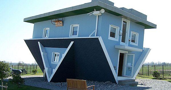 Bu evleri görünce çok şaşıracaksınız!