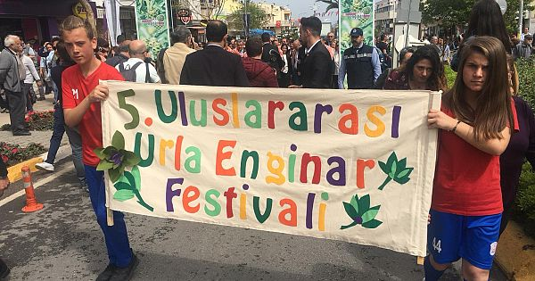 Urla Enginar Festivali