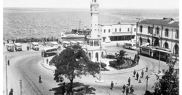 İzmir'i böyle gördünüz mü?
