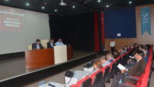 Aliağa'nın bütçesi 287 milyon lira