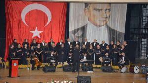 Atatürk'ün sevdiği türküler seslendirildi