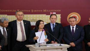 CHP Milletvekilleri suç duyurusunda bulundu!