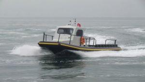 İzmir'de tekne battı!