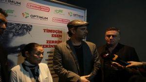 Müslüm ekibi İzmir'de