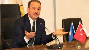 Başkan Şengül'den Kocaoğlu'na cevap