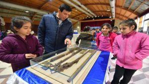Çanakkale Savaş Malzemeleri Müzesi açıldı