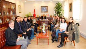 """""""Efeler Yolu projesi, sosyal ve kültürel gelişimine katkı sağlayacak"""""""