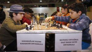 İsmet İnönü satranç turnuvası tamamlandı