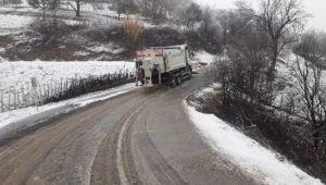 İzmir'in kar raporu