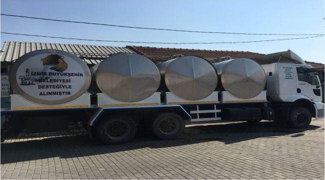 Süt üreticileri zirve yaptı