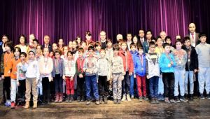 Bornova'da satranç heyecanı