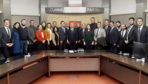 CHP İzmir'den Kılıçdaroğlu ziyareti