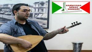 Karşıyaka'nın en genç müzik şefi