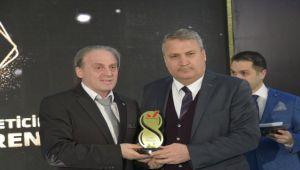 Mehmet Çerçi'ye ödül