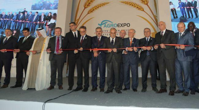 Ticaret Bakanlığı'ndan Agroexpo'ya destek