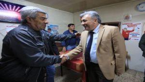 Başkan İnce'den köy ziyaretleri