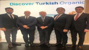 Türk Organik Sektörü anlatıldı