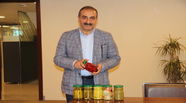 Türk ürünleri çok beğenildi