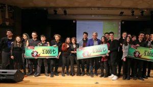 Yarışmaya 52 okul katıldı