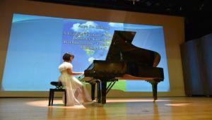 Çocuk Onkoloji Yararına Piyano Konseri