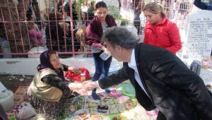 Naldöken'de değişmez Nevruz ritüeli