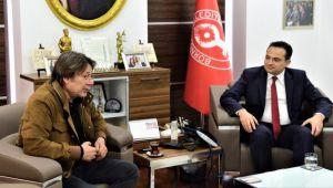 Sepil'den Başkan Atila'ya teşekkür