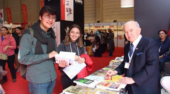 Ahmet Göksan İzmir Kitap Fuarı'nda