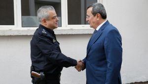 Batur: Emniyet güçlerimizin her zaman yanındayız