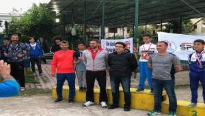 Bocce Petang Şampiyonasında Türkiye İkinciliği