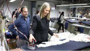Bölünmez Çankırı İşçi Bayramı'nı kutladı