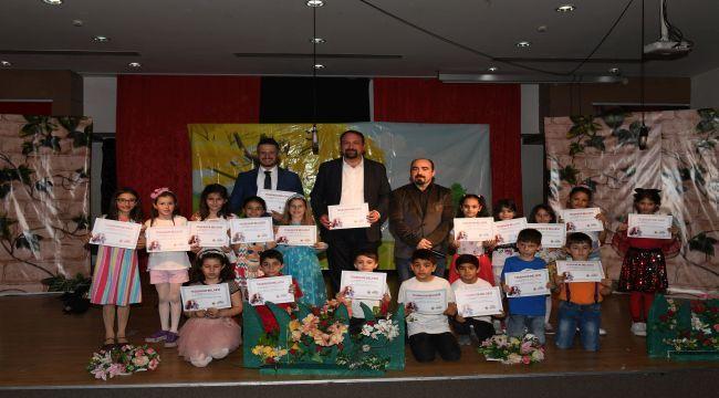 Çiğli'de 23 Nisan Şenliği Tiyatro İle Devam Etti