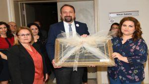 Çiğli'de El Sanatları Sergisi Açıldı