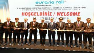 Demiryolları İzmir'den başladı