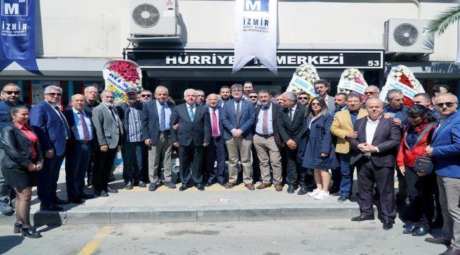 Izmir'de Bir Ilki Gerçekleştiriyor