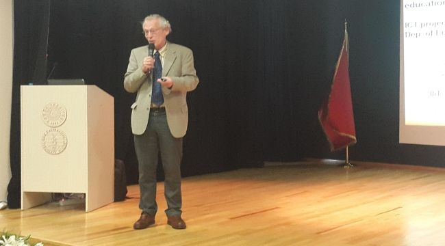 Prof. Dr. Thorvaldsen, başarıları değerlendirdi