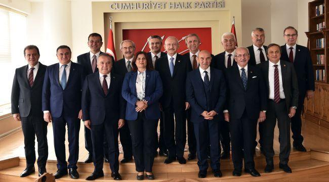 Soyer, Ankara'da Başkanlar Zirvesi'ne katıldı
