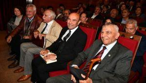 Soyer, Köy Enstitüleri Aydınlanma Onur Ödülü Töreni'ne katıldı