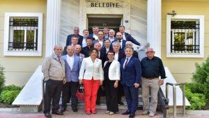 Belediyeden sivil toplum kurumlarına büyük destek