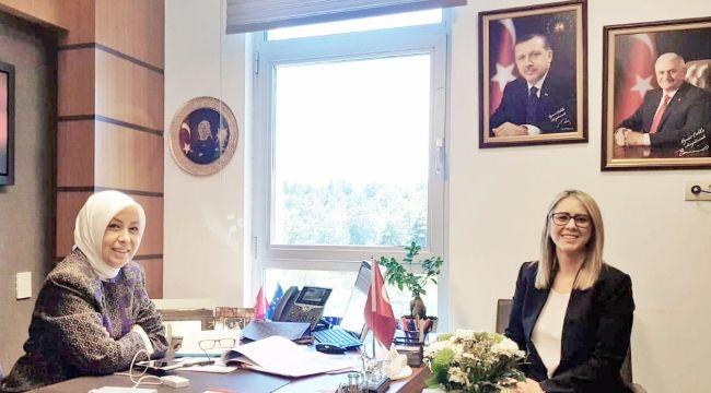 Bölünmez Çankırı'dan üretici kadınlara destek
