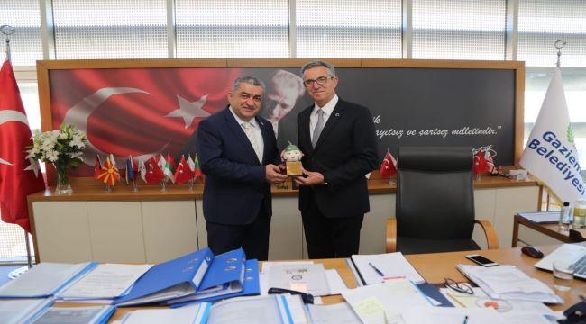 Halil Arda: İşe koyulduk, Gaziemirliler için çok çalışacağız