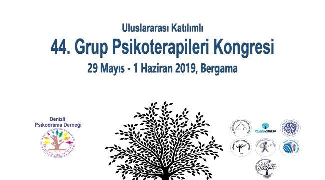 Uluslararası 44. Grup Psikoterapileri Kongresi başlıyor