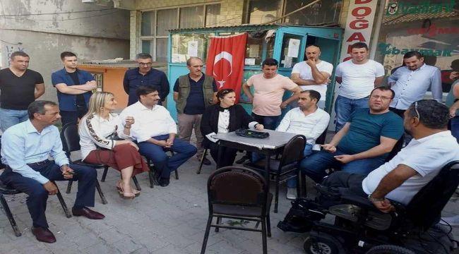 Ak Partili Bekle'den Istanbul Turu