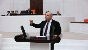 'AKP, elindeki karayı başkasına çalmaktadır!'