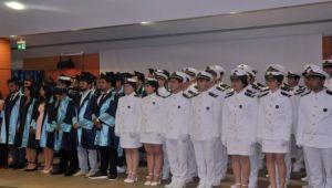 Denizcilerin Mezuniyet Heyecanı