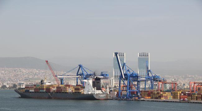 Ege Bölgesi'nin ihracatının ithalatını karşılama oranı yüzde 157'ye yükseldi