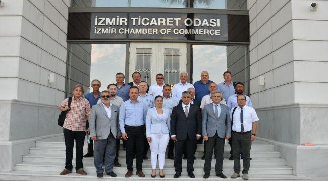 """İZTO'da """"Balıkçılık çalışma grubu"""" kuruldu"""