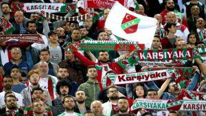 Karşıyaka'da tek yürek kutlama