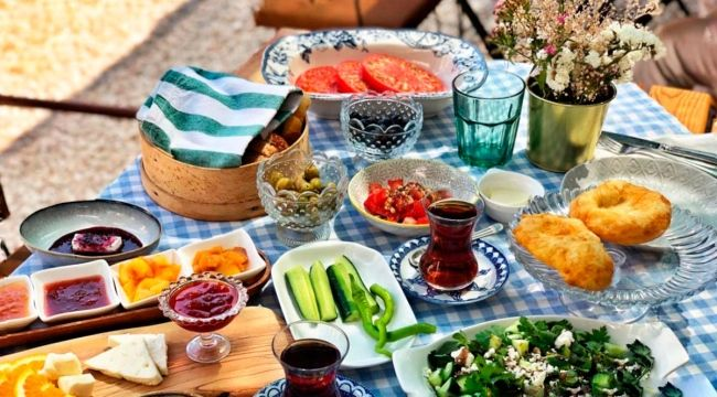 Sıcaklarda 7 beslenme tüyosu