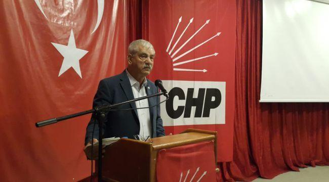 Fabrikalar CHP rozeti ile yapıldı, AKP rozeti ile sattınız!